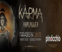 "Unplugged Live with ""KARMA"""